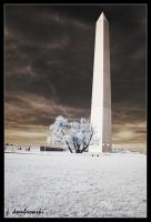 Monumentally Infrared by clarinetJWD