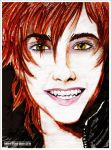 Twilight: Edward's Smile by tabeck