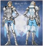 Armor of the Sheave by self-replica