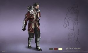 TheOrder1886 costumes by Omaiyee