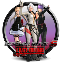 dead or alive 5 last round png icon by S7 by SidySeven