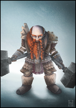 Dwarf - Regnum Online. by Spikings