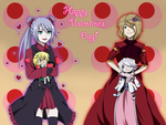 Collab: Happy Valentine's Day by Dilavi