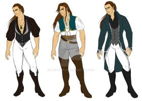 Clothes for Errol by Lavahanje
