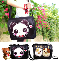 Kawaii messenger bags by tho-be