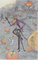 Heir of the Pumpkin King by Dismal-Spectre