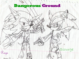 As Ruthless As it Gets by RageTheHedgehog