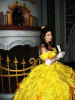 Disney Belle by Lillyxandra