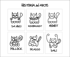 historia del arte by black--monkey