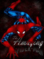 The Amazing Spider-Man by Ta2dsoul