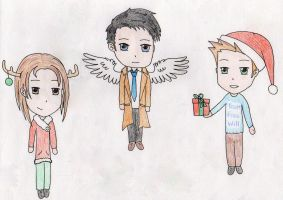 Team Free Will by Makiies