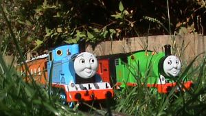 Thomas and Percy best friends by Olivergwr11