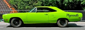 Plymouth Roadrunner 1970-3 by cmdpirxII