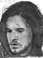 Jon Snow by Wanted75