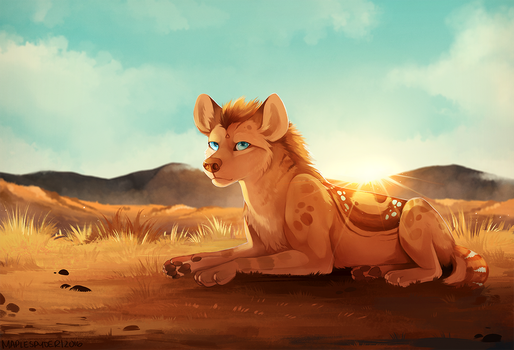 Africa by MapleSpyder