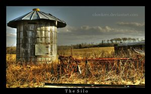 The Silo by HeatherWaller-Rivet