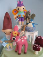 Plush Group by FantasticToys