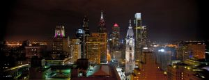 Night Time Philly by LoganGelik