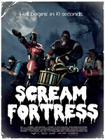 Scream Fortress by Robogineer