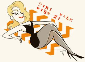 twin peaks: fire walk with me by b-marble