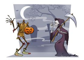 Halloween by silviabrujas