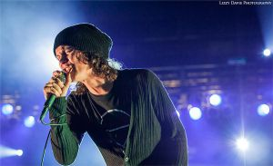 Ville Valo, HIM - Rock Allegiance 2013 by lizzys-photos