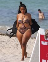 Angela Simmons Getting Fat by cahabent