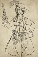 Captain Sybil by Captain-Savvy