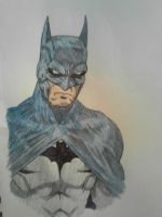 Batman Pen/Pencil by El-Fox