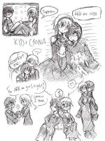 KidXChrona -practice doodles- by freaky-anime-doodler