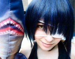 Air Gear: Happy Shark Week by Leekaara