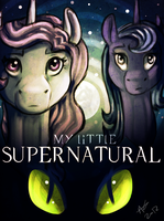 My Little Supernatural : Season 2 by Baisre