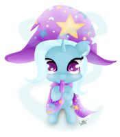 The Great and powerful TRIXIE by GThlSeth