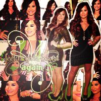 Demi Lovato blend 31 by nataschamyeditions