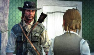 Red Dead Redemption Screen Cap Test 03 by roundularman