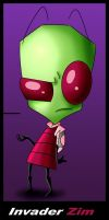 Invader Zim by Invader-Johnny