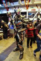 London Comic Con 2014_6 by OneTwoPew