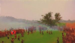 Pickett's Charge by GhettoMole