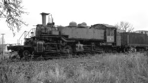 Locomotive 8 by videodude1961