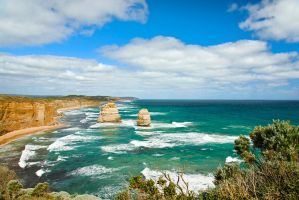 Along the Great Ocean Road by duncan-blues