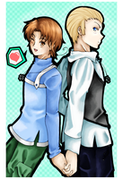 APH-Idiot Love much by Ayanako