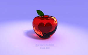 Stay hungry, stay foolish by THE-LEMON-WATCH