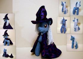 Trixie Plushie by DogerCraft