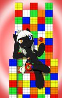 Rubix Queen of all rubix cubes by ElementBrigade