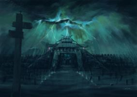 Chinese underworld by SylviaYeh