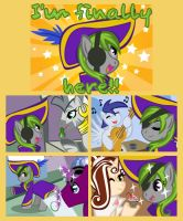 Pony Faire Page 1 by ladypixelheart