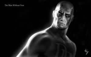 The Man without Fear by gastonzubeldia