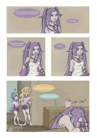 Dazzlings Comic by Branded-Rose
