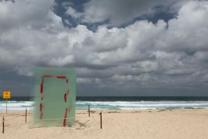 2-Sculptures by the sea 2013 by montygm