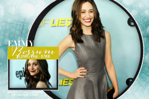 Photopack 7078 - Emmy Rossum by BestPhotopacksEverr